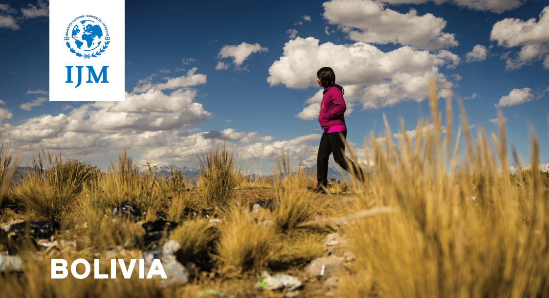 Image of girl in Bolivia