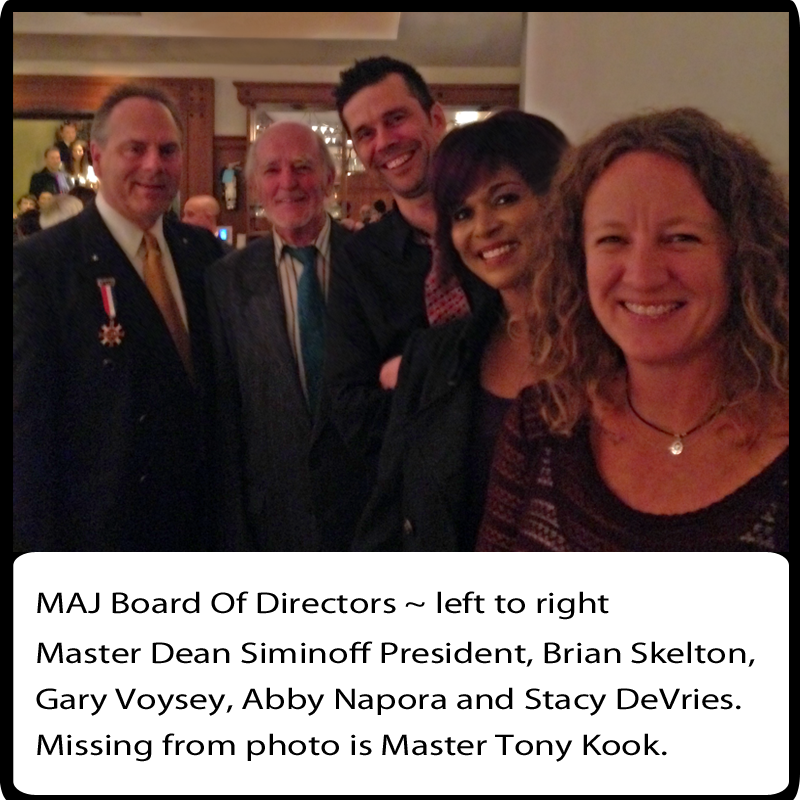MAJ Board of Directors Photo